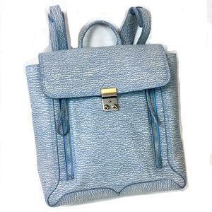 3.1 Phillip Lim Pashli Light Blue Leather Backpack